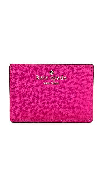Kate Spade New York Cherry Lane Card Case