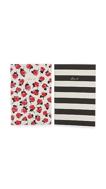 Kate Spade New York Notebook Set