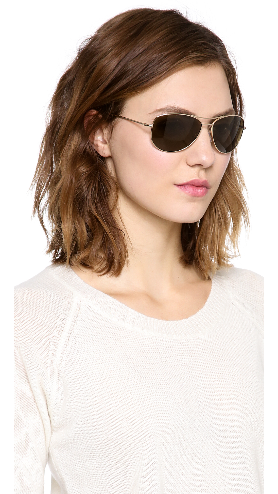 f71edfe6bbcc Kate Spade New York Ally Polarized Sunglasses | SHOPBOP