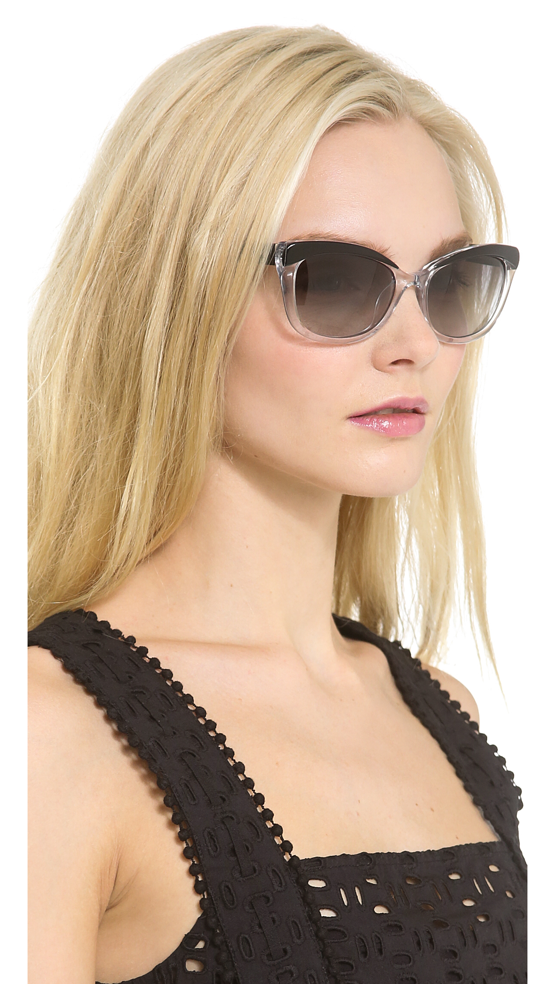 cfdc2a43e44b Kate Spade New York Amara Sunglasses | SHOPBOP