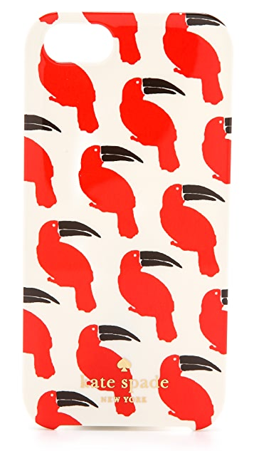 Kate Spade New York Toucan iPhone 5 / 5s Case