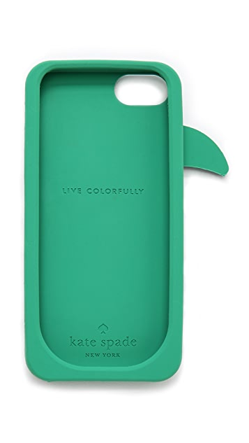 Kate Spade New York Toucan Silicone iPhone 5 / 5S Case