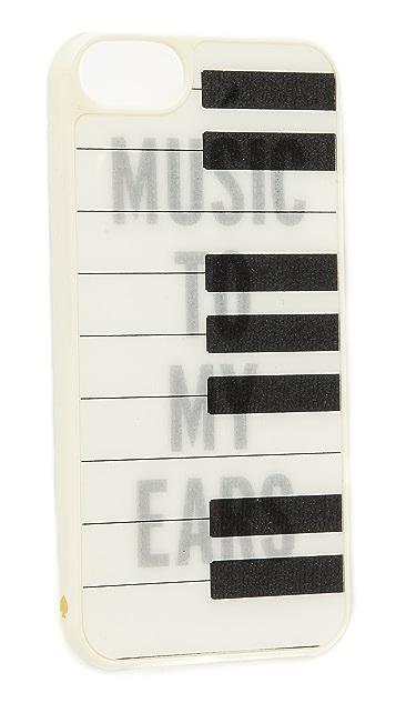 Kate Spade New York Piano Keys iPhone 5 / 5S Case
