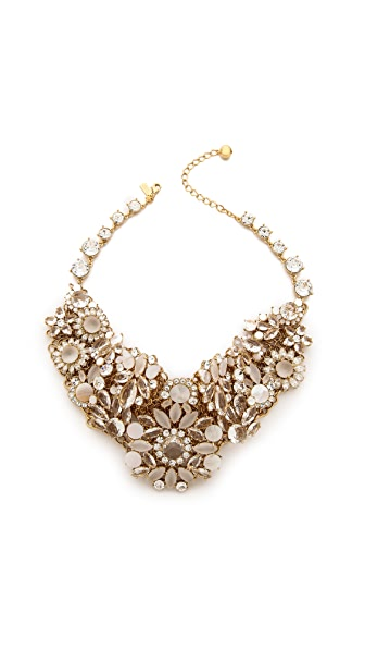 Kate Spade New York Grande Bouquet Statement Necklace