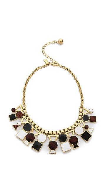 Kate Spade New York Ipanema Tile Short Necklace