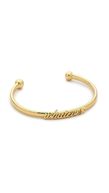 Kate Spade New York Whatever Cuff Bracelet