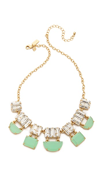 Kate Spade New York Varadero Tile Short Necklace
