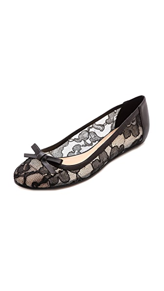 Kate Spade New York Banner Lace Flats