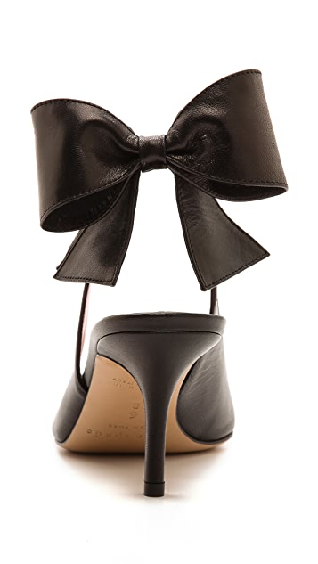 Kate Spade New York Jax Slingback Bow Pumps