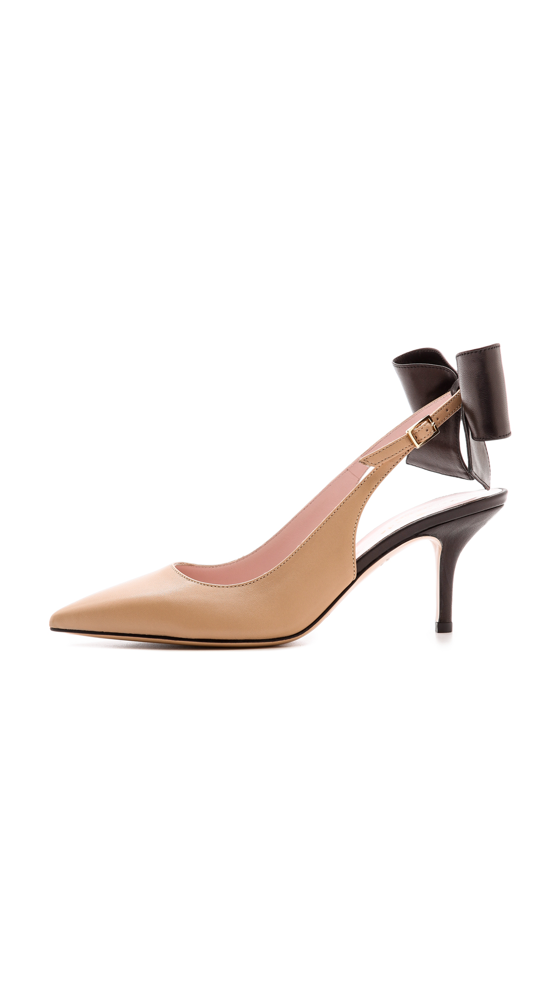 d42ac1e26a7 Kate Spade New York Jax Slingback Bow Pumps