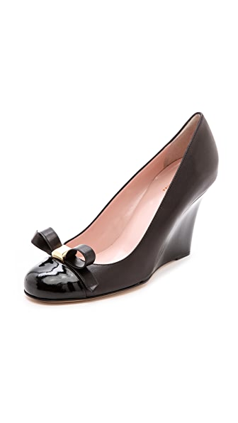 Kate Spade New York Kara Wedge Pumps