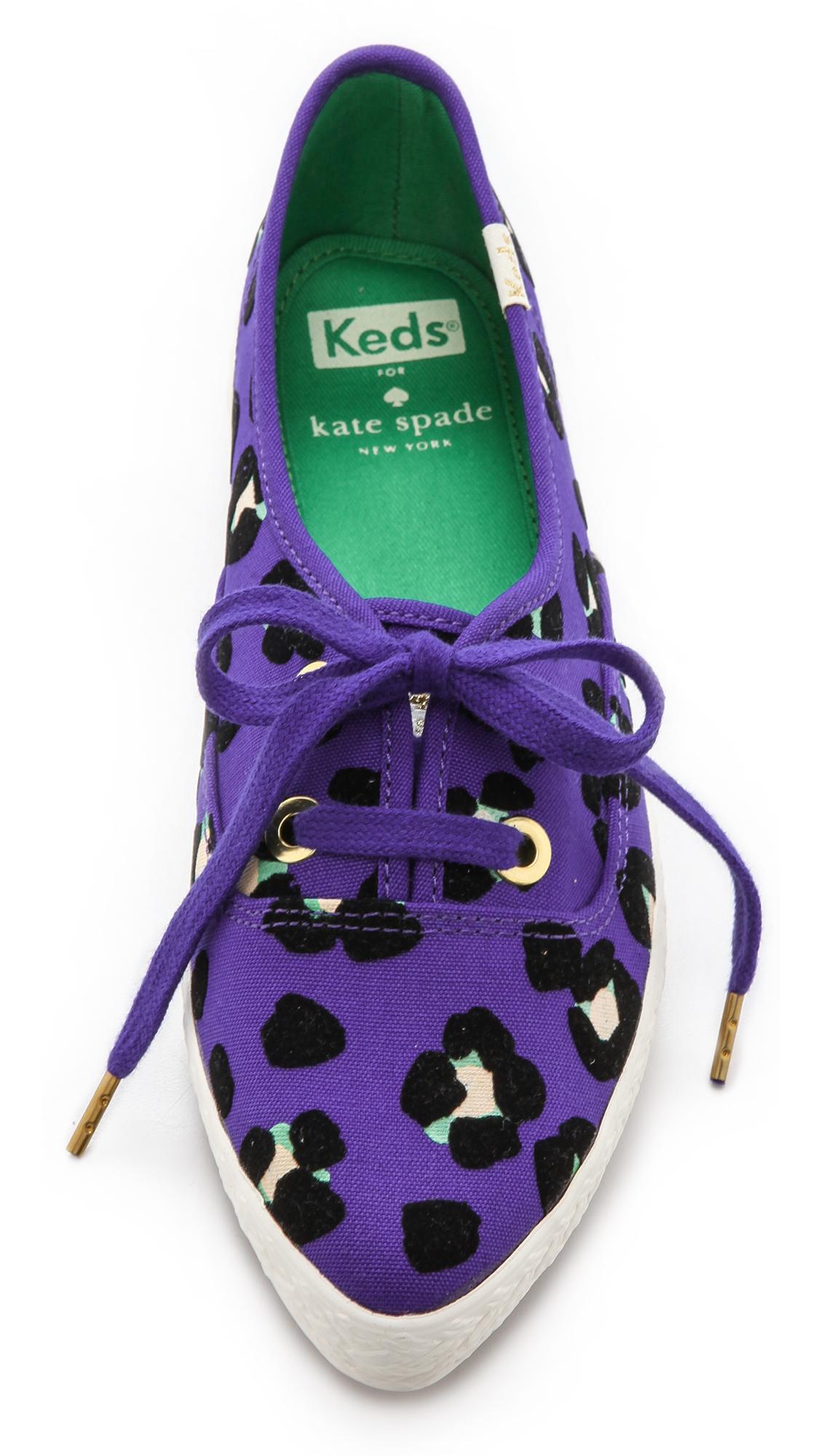 409e71b2c3b9 Kate Spade New York Keds for Kate Spade Pointer Cheetah Sneakers | SHOPBOP