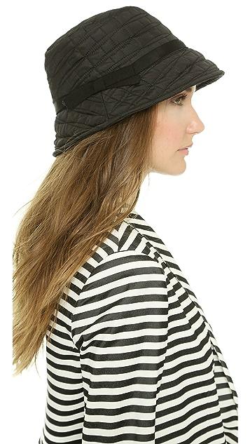 Kate Spade New York Logo Bucket Hat
