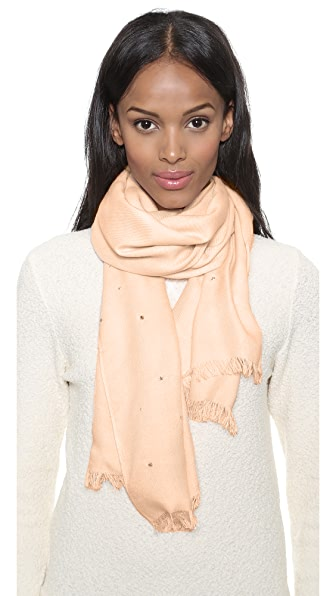 Kate Spade New York Stardust Jewel Woven Scarf