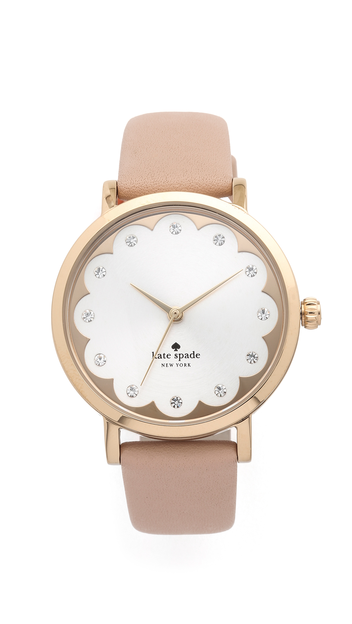 Kate Spade New York Novelty Metro Watch - Vachetta at Shopbop