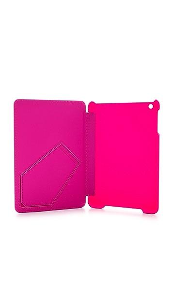 Kate Spade New York Cyber Cheetah mini iPad Folio Hardcase