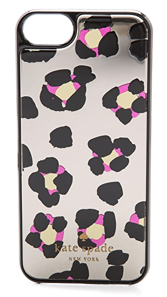 Kate Spade New York Cyber Cheeta Mirror iPhone 5 / 5S Case