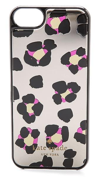 Kate Spade New York Cyber Cheeta Mirror iPhone 5 / 5S Case