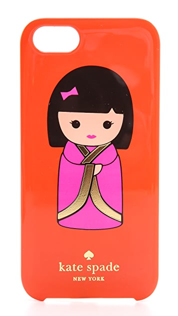 Kate Spade New York Hello Tokyo iPhone 5 / 5S Case