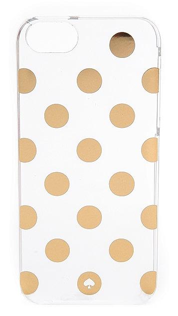 Kate Spade New York Le Pavillion Clear iPhone 5 / 5S Case