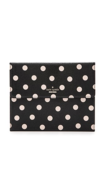 Kate Spade New York Cedar Street Dot iPad Case with Keyboard