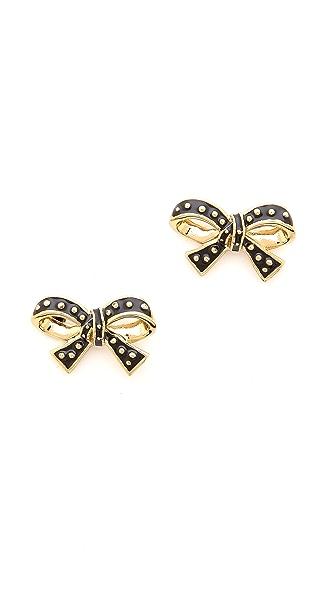 Kate Spade New York Finishing Touch Polka Dot Stud Earrings