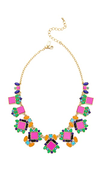 Kate Spade New York Metropolis Mosiac Necklace