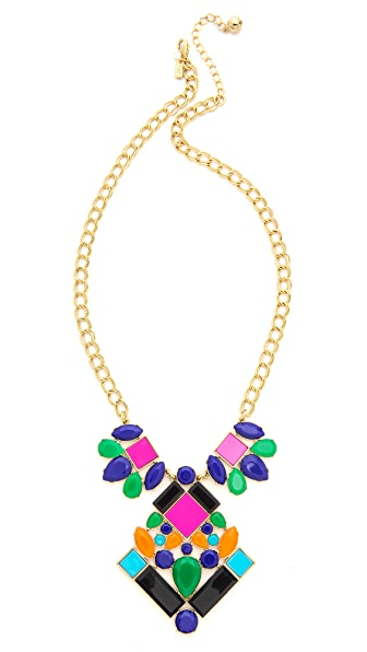 Kate Spade New York Metropolis Statement Pendant Necklace