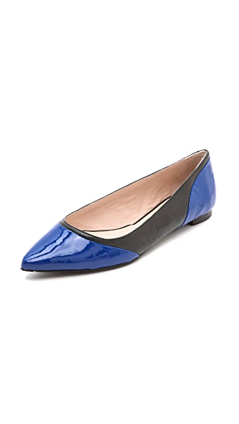 Kate Spade New York Glinda Colorblock Flats