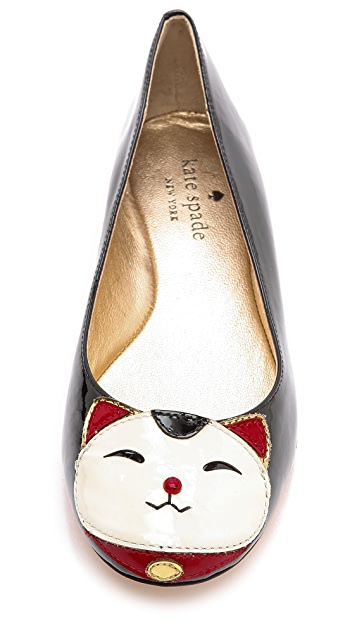 Kate Spade New York Jimi Cat Flats
