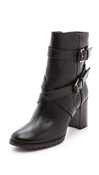 Kate Spade New York Layne Heeled Buckle Booties