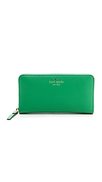 Kate Spade New York Lacey Zip Around Continental Wallet
