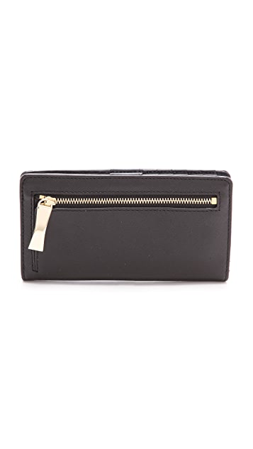 Kate Spade New York Stacy Embossed Continental Wallet