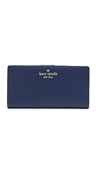 Kate Spade New York Cobble Hill Stacy Continental Wallet