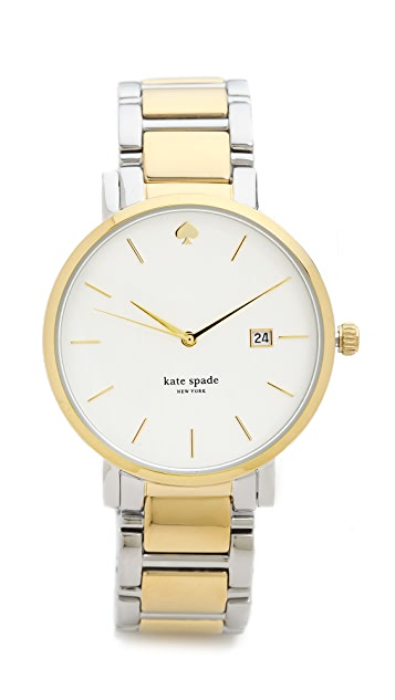 Kate Spade New York Gramercy Grand Watch