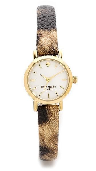 Kate Spade New York Tiny Metro Watch