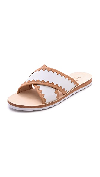 Kate Spade New York Aurora Cross Strap Sandals