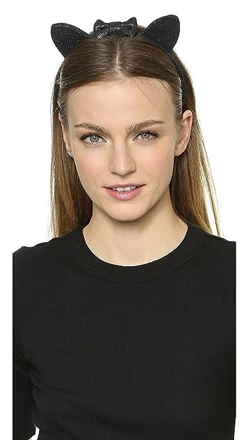 Kate Spade New York Las Vegas Cat Ears Headband