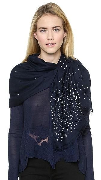 Kate Spade New York Starburst Woven Scarf