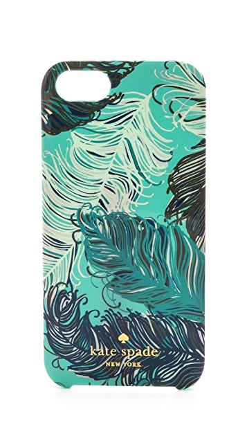 Kate Spade New York Regal Plumes iPhone 5 / 5S Case