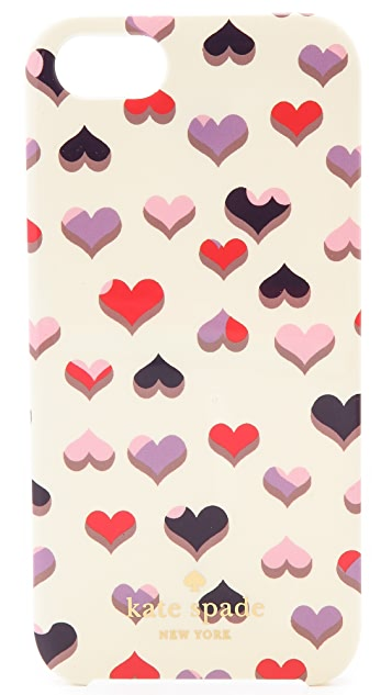Kate Spade New York Heart to Heart  iPhone 5 / 5S Case