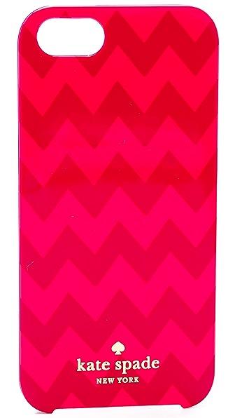 Kate Spade New York Чехол для iPhone 5/5S с шевронными полосками