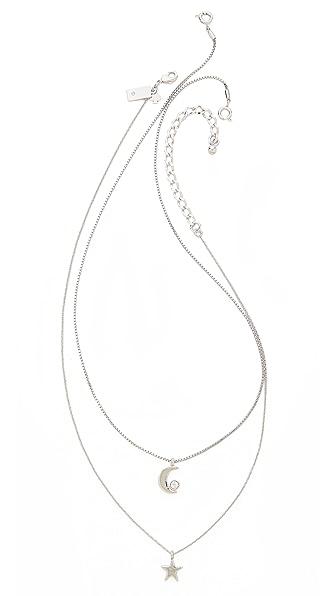 Kate Spade New York Starry Eyed Pendant Necklace