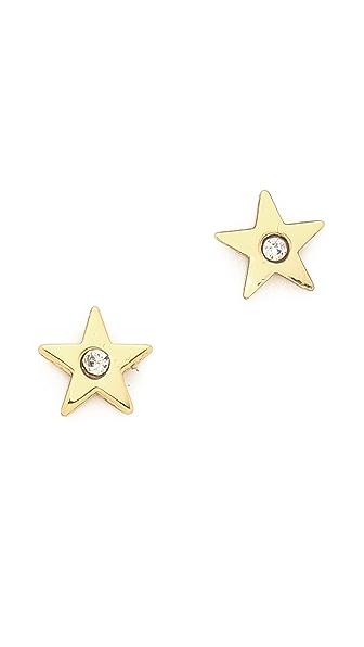 Kate Spade New York Starry Eyed Mini Stud Earrings