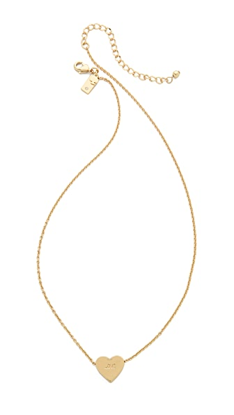 Kate Spade New York Dear Valentine Love Necklace