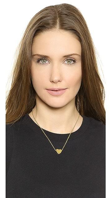 Kate Spade New York Dear Valentine Love Necklace