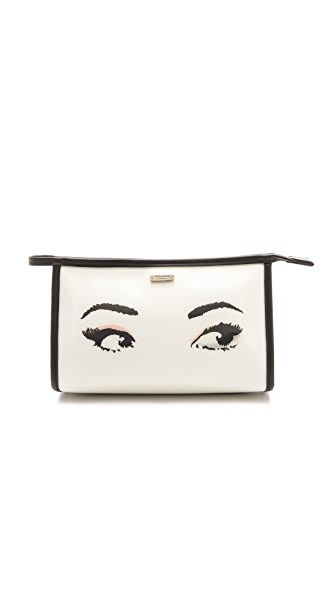 Kate Spade New York Via Dolce Iris Cosmetic Case