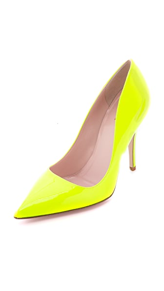 Kate Spade New York Licorice Pointy Pumps