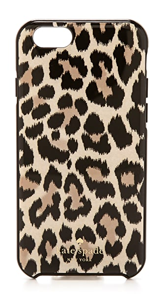 Kate Spade New York Leopard Ikat iPhone 6 / 6s Case
