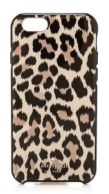 Kate Spade New York Leopard Ikat iPhone 6 / 6s Case